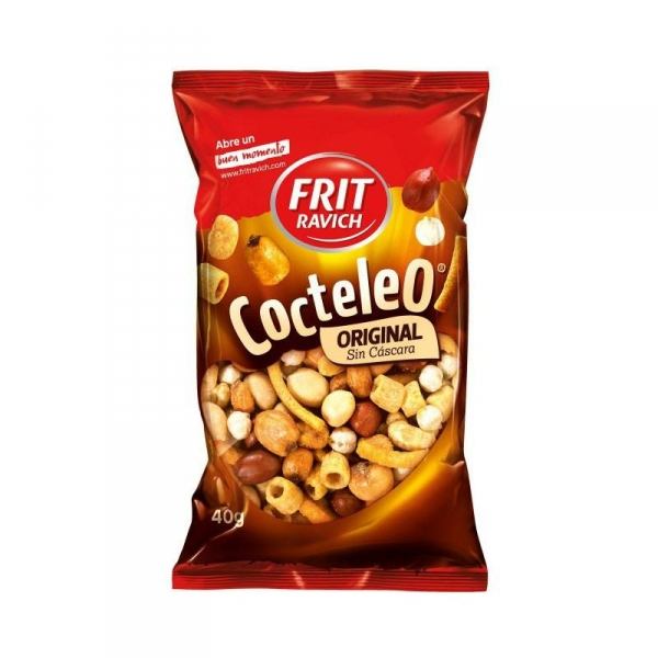 SNACK COCKTAIL 40G