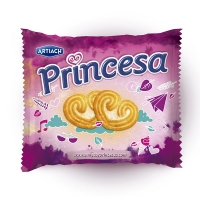 GALLETA PRINCESA MINI