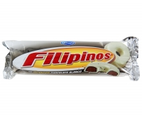 GALLETA FILIPINO CHOCOLATE BLANCO