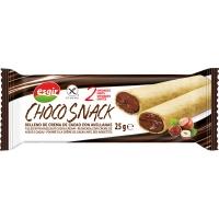 Choco Snack (barquillo relleno)