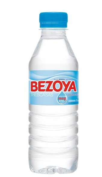 BEZOYA NATURAL PET 500