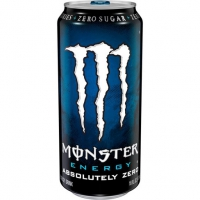 Monster Energy Absolutely Zero 500 ml
