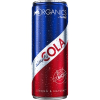 RED BULL ORGANIC COLA 250 ml