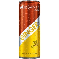 RED BULL ORGANIC GINGER ALE 250 ml