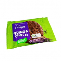 GALLETA DIGESTIVE QUINOA CHOCOLATE SIN AZÚCAR