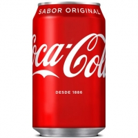 COCA-COLA LATA 33CL.