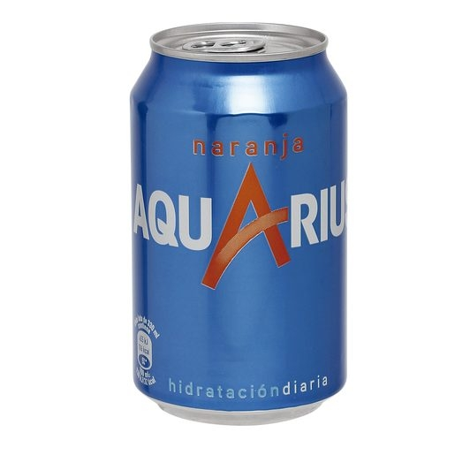 AQUARIUS NARANJA-330ml