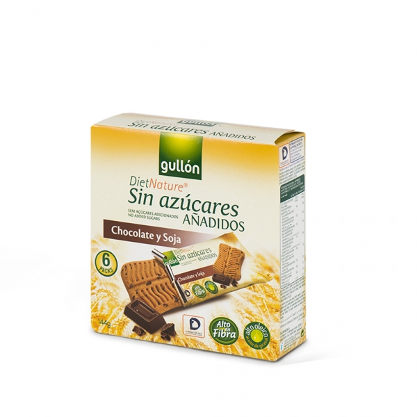 SNACK CHOCO/SOJA DIET NATURE