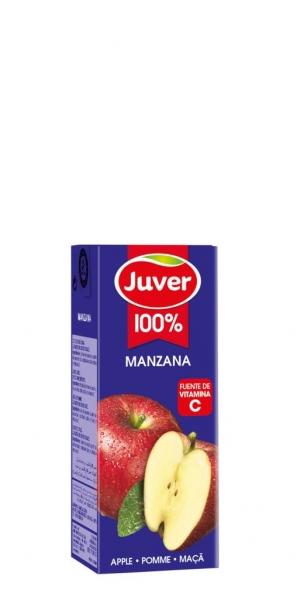 ZUMO MANZANA 100% FRUTA